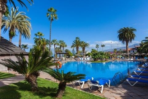 Hotel blue sea interpalace puerto de la cruz tenerife canarische eilanden - Hotel blue sea puerto resort tenerife ...